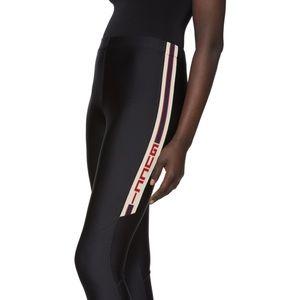 a12c788773d Gucci Pants - Gucci Logo Leggings  SALE